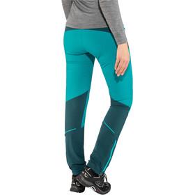 Dynafit Transalper Pro - Pantalones Mujer - Azul petróleo